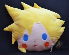 Final Fantasy All Stars Cloud Face Cushion UFO Plush Doll VII Soft Toy figure