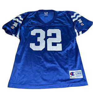 Vintage Champion Edgerrin James #32 Indianapolis Colts NFL Jersey Youth Large