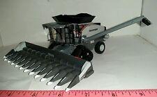 1/64 ertl custom farm toy agco allis chalmers gleaner s97 combine with tracks