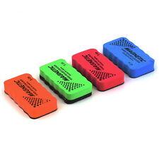 New Magnetic board Eraser Drywipe Marker Cleaner School Office Whiteboard GUN@