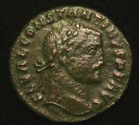 CONSTANTIN I - IMPERIAL ROMAN COIN  - EXTRA FINE - FOLLIS