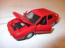 Mazda 323 F in rot rouge rosso roja red, Yonezawa Diapet ca in 1:40 >43 VSC!
