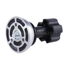 "65MM Bowl to Flat Half Ball Camera Video Tripod Fluid Head Rig Adapter 3/8"" P1A4"