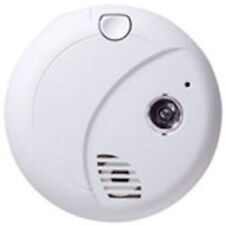 Hidden Motion Detection Smoke Detector Spy Camera With 30 Day Battery