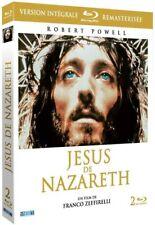 [ Coffret 2 Blu-ray ] Jésus de Nazareth [ Édition remasterisée ] NEUF cellophané
