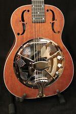 Resonador guitarra Sigma rm-140e/rg-10e Ami + fonocaptor/dobro caoba PVP: 1070 €