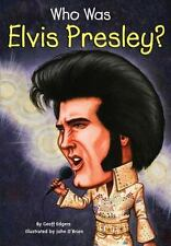 Who Was Elvis Presley? Edgers, Geoff, Who HQ Paperback