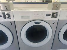 Wascomat Crossover Front Load Washer 22lb Coin Op 120v Mn Whwf09810nm Ref