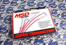 MSD Spark Plug Wires GMC & Chevrolet 4.8L 5.3L 6.0L 6.2L V8 Engines - 32829