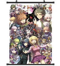 "Hot Japan Anime Danganronpa Cosplay Poster Wall Scroll Home Decor 8""×12"" FL926"