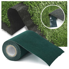 5mx15cm Artificial Synthetic Lawn Carpet Self Adhesive Grass Seaming Turf Tape