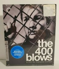 THE 400 BLOWS Blu-Ray CRITERION COLLECTION - French w/Subtitles - Sealed/New
