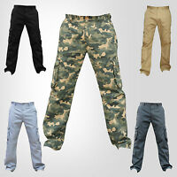 XXR Cargo Pants Trousers Combat Sports Hunting Fashion 6-Pockets Workwear Bottom