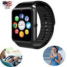 Bluetooth Smart Wrist Watch GSM Phone For Android Men Women Samsung Huawei LG