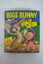 Big Little Book #1440, BUGS BUNNY In Risky Business, 1948
