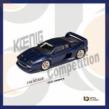 Loyal Classic 1/64 Ferrari Testarossa Koenig Competition Resion 399 pcs