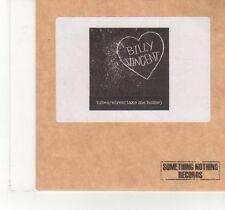 (FX2) Billy Vincent, Tubes / Wires (Take Me Home) - 2011 DJ CD