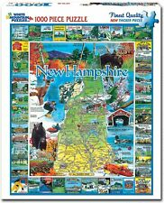 Best of New Hampshire 1000 piece jigsaw puzzle  760mm x 610mm  (wmp)