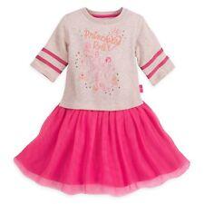 Disney Store Princess Party Deluxe Dress Belle Snow White Cinderella Size 9/10