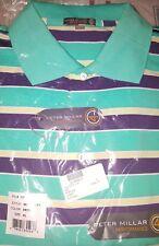 Peter Millar Crown Sport Polo Shirt Mens XL NWT