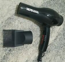 RED BY KISS CERAMIC IONIC BLOW DRYER + DETANGLING PIK COMB ATTACHMENT 1875》BD06
