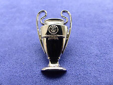 UEFA Champions League/European Cup Trophy Insignia Real Madrid AC Milan Barcelona