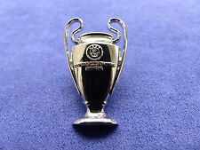 UEFA Champions League/European Cup Trophy Insignia Real Madrid Ac Milan Juventus