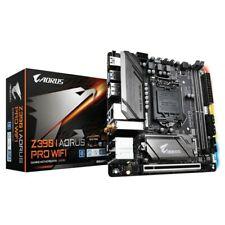 Gigabyte Z390 I AORUS PRO WIFI placa base LGA 1151 (Zócalo H4) Mini ITX Intel