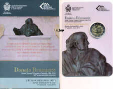 +++ 2 EURO Gedenkmünze SAN MARINO 2014 - Donato Bramante - Rarität +++