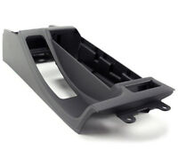 Genuine BMW 3 Series (E46) Center Console Trim Base Black RHD  51168218306