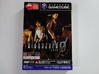 BIOHAZARD ZERO 0: Resident Evil Nintendo Gamecube GC JAPAN
