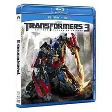 Transformers 3 - La face cachée de la Lune [Combo Blu-ray + DVD] - NEUF -