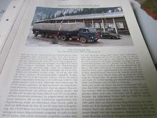 Nutzfahrzeug Archiv 1 Geschichte MAN 10212, 1961