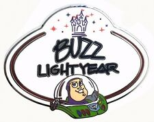 2010 Disney HKDL Name Tag Mystery Buzz Lightyyear Pin N3