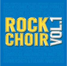 Rock Choir : Rock Choir - Volume 1 CD (2010) Incredible Value and Free Shipping!