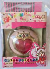 Sailor Moon Chibi Moon Prism Pink Sugar Heart Compact Locket BANDAI Asia