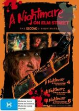 a Nightmare on Elm Street The 2nd 3 Nightmares DVD Include Movies 4 5 and 6
