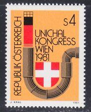 Austria 1981 MNH Mi 1669 Sc 1176 Heating Engineers Union Congress