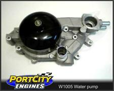 Water Pump for Chev V8 LS1 LS2 Commodore VT VX VY VZ Domed Pulley to 2007 W1005