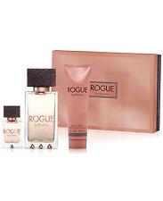 Rihanna ROGUE Gift Set EDP 4.2OZ/125ML  + 2 fragrance sample
