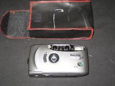 Halina APSilon 30AF 25mm Camera with leather case           sg