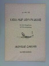 euterpe ALFREDO CAIRATI / li-tai-po Lied auf dem Flusse