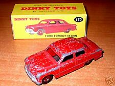 Dinky #170 Ford Fordor Sedan    (3)