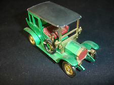 Diecast Matchbox Lesney 1910 Benz Limousine Y-3 Toy Car Made in England