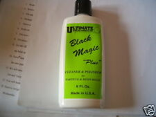 ULTIMATE BLACK MAGIC RESIN BALL POLISH 6 FL.OZ