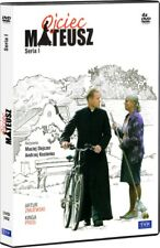 Ojciec Mateusz. Sezon 1 (BOX 4 DVD) Maciej Dejczer (Shipping Wordwide) Polish