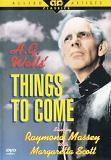 Things to Come [New DVD]