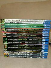 Green Lanterns Complete Geoff Johns Collection Blackest Night Brightest Day