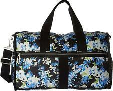 LeSportsac Women's Essential Large Weekender Tote Duffle Bag in Flower Cluster