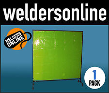 WELDING SCREENS COMPLETE READY FOR ASSEMBLY - (Green)  Free Delivery